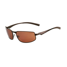 Bolle Everglades Matte Brown Adult Sunglasses Pol Sandstone Gun