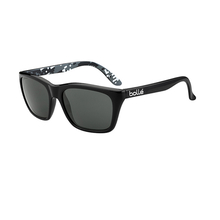 Bolle 527 Shiny Black Camo Adult Sunglasses Pol TNS