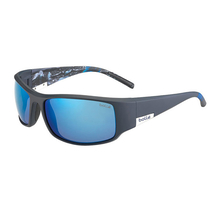 Bolle King Matte Blue Sea Adult Sunglasses Pol Offshore Blue