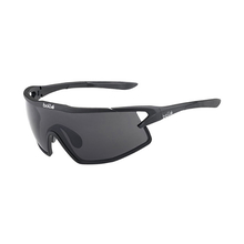 Bolle B-Rock Matte Black / Black Adult Sunglasses TNS