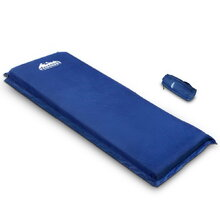Single Size Self Inflating Mattress - Blue