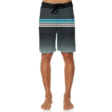 Ocean & Earth Boys Sunset Boardshort - Black