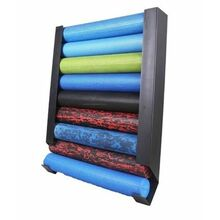 MORGAN 9PCS FOAM ROLLER STORAGE RACK