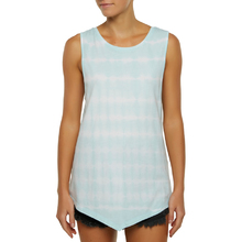Ocean & Earth Ladies Hippi Heart Tank Top - Blue