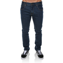 Ocean & Earth Mens Straighten Out Jean Dark Indigo