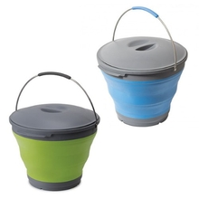 Companion Pop Up Bucket With Lid 9.5L