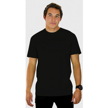 Carve Blank Space Short Sleeve Tee Black