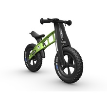FirstBIKE FAT Cross WITH BRAKE - Green