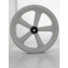FirstBIKE Wheel Front OR Rear NO BRAKE - Grey
