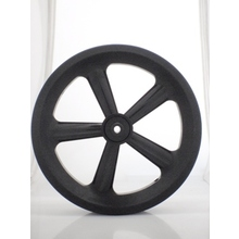 FirstBIKE Wheel Front OR Rear NO BRAKE - Black
