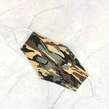 FIND Face Mask Jungle Camo Cotton