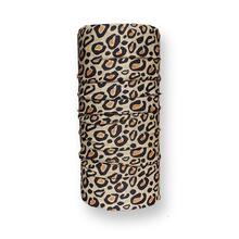 FIND Adult Tube Neckwear Leopard