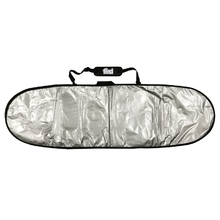6'9'' FIND Silver Padded Surfboard Cover