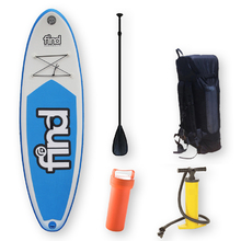 "FIND™ 9'2"" Techlite DUO Inflatable ISUP Stand Up Paddle Board"