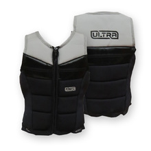 Ultra - Slice Men Neo Life Vest Life Jacket PFD [Level50S] - Grey