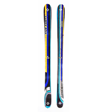 Five Forty Park Twin Tip Snow Skis -145cm