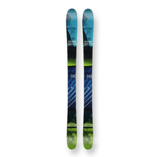 Five Forty Snow Skis Reverse Blue/Green Rocker Sidewall 135cm