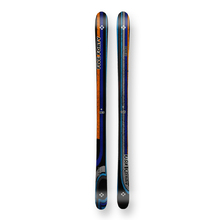 Five Forty Snow Skis Park Black/Blue Camber Sidewall 165cm