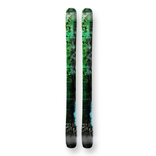 Artificial Snow Skis Flat Sidewall 187cm