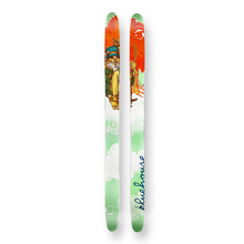 Bluehouse Snow Skis Maestro Flat Sidewall 190cm