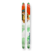 Bluehouse Snow Ski Maestro Flat Sidewall - 189cm