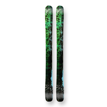 Artificial Snow Ski NWK Camber Sidewall - 186cm