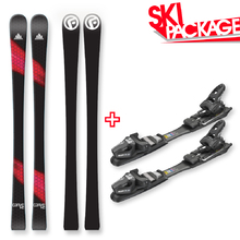 FIND Carve Capped Skis with Tyrolia SP AC 7.5 Binding