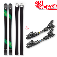 FIND Carve Capped Skis with Tyrolia SP AC 7.5 Binding - 158cm