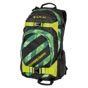 Nitro Slash-27 Wicked Green Bag 27L