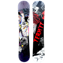 Termit Illusion 159cm Wide Rocker Snowboard