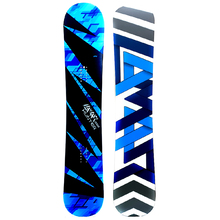 Lamar Hunter 155cm Wide Flat Rocker Snowboard