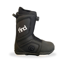 FIND™ Realm ATop Cable Black Snowboard Boots