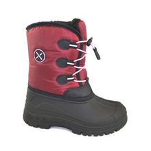 XTM Kid Male All Terrain Boots & Shoes Rocket Kids Boot Burgundy