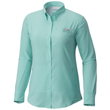 Columbia Womens Tamiami II Long Sleeve Shirt - Pixie