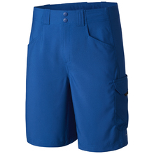 Columbia Mens Big Katuna II Shorts - Marine Blue