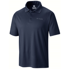 Columbia Mens PFG  Zero Rules Polo - Collg Navy