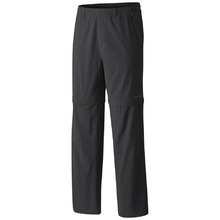 Columbia Men's Backcast Convertible Pant Grill