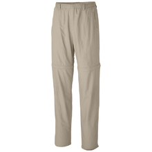 Columbia Mens Backcast Convertible Pants - Fossil