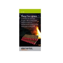Elemental Camp Fire Lighters