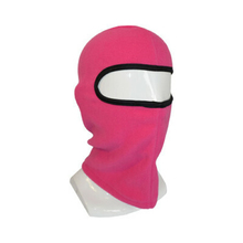XTM Kid Unisex Balaclavas Spy Balaclava Kids Hot Pink - One Size