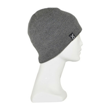 XTM Kid Unisex Beanies Ascent Beanie Kids Dark Grey - One Size