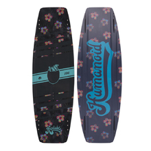 Humanoid Huxtable Wakeboard - Black - 126cm