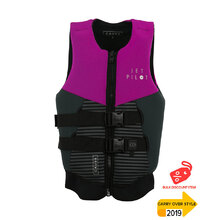 JetPilot Cause Ladies Front Entry Level 50S Neo Vest - Pink
