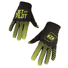 JetPilot Matrix Pro Super Lite Glove - Black/Yellow
