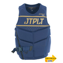 JetPilot RX Mens Side Entry Neo Vest - Navy/Gold