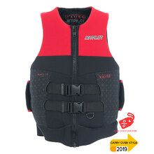 JetPilot Cause Mens S-Grip Neo Vest Level 50 - Red