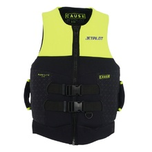 JetPilot Cause Mens S-Grip Neo Vest Level 50 - Yellow