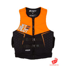 JetPilot The Cause L50 F/E Neo Men's PFD Vest - Orange Level 50