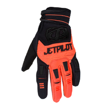 JetPilot Matrix Race Watersport Gloves - Black/Orange