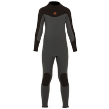 JetPilot The Cause Youth 3/2Mm Full Wetsuit - Black/Charcoal